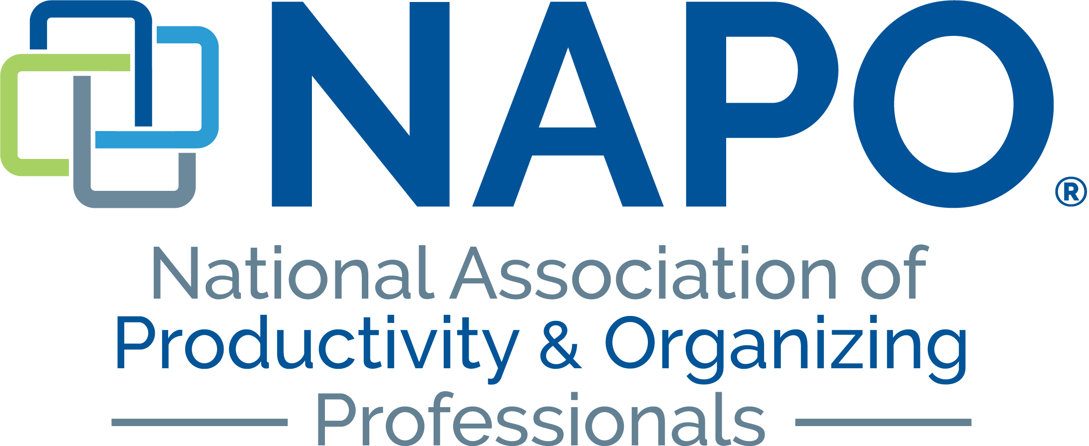 NAPO_ National Association of Productivity and Organizing Professionals