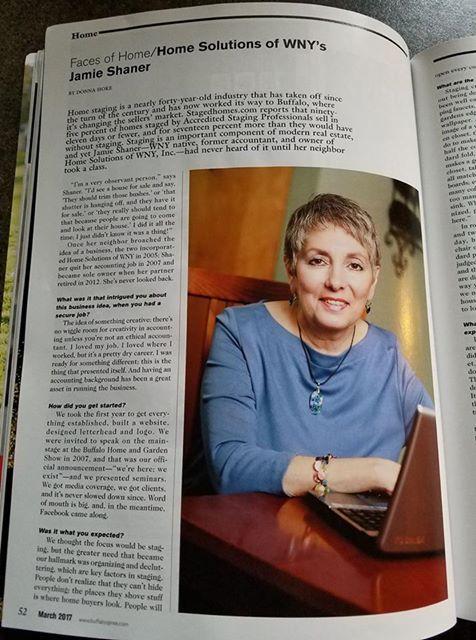 Buffalo Magazine Article